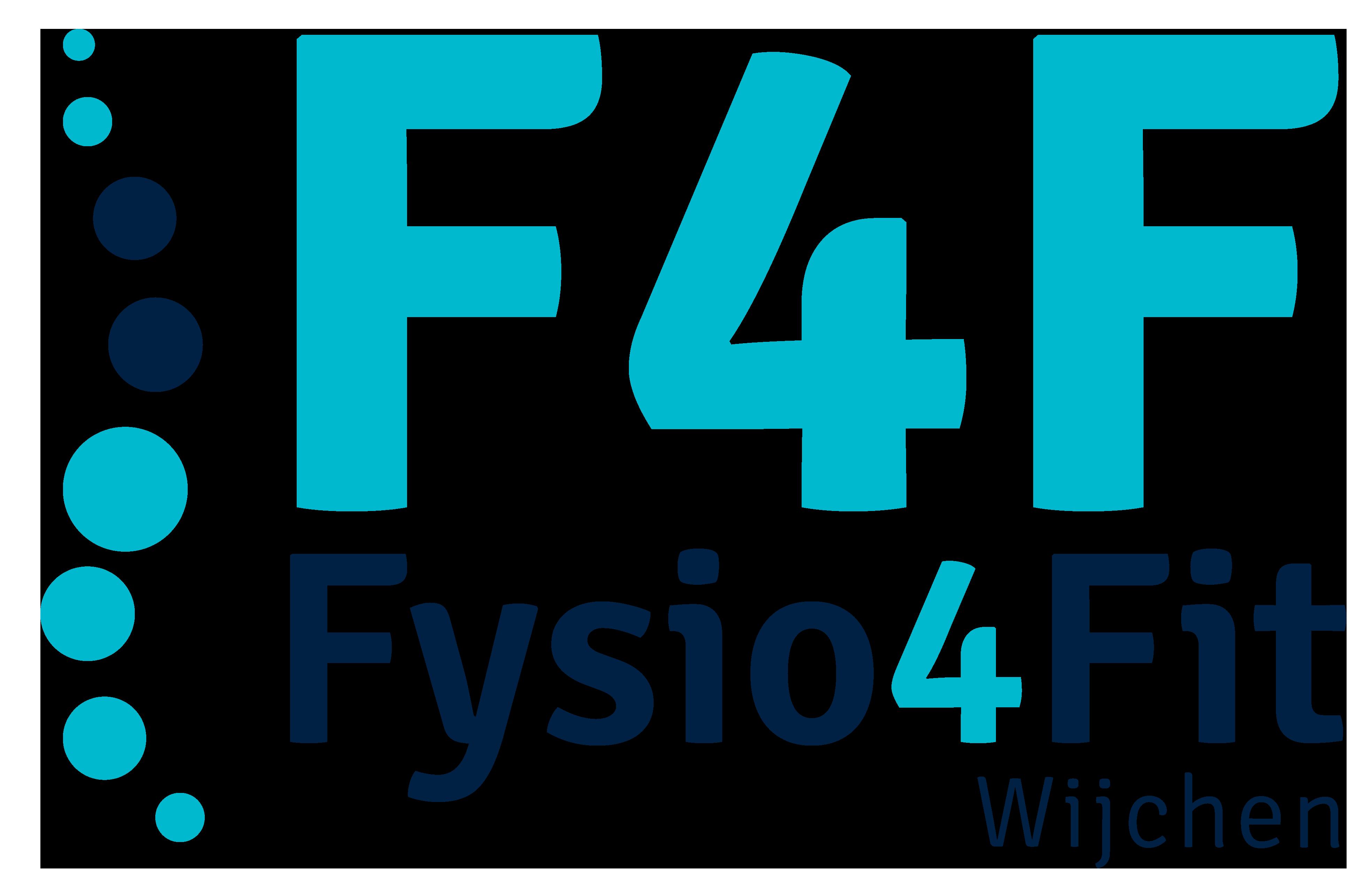 Logo Fysio4Fit
